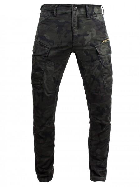 JOHN DOE Cargo Pants Defender Mono camouflage