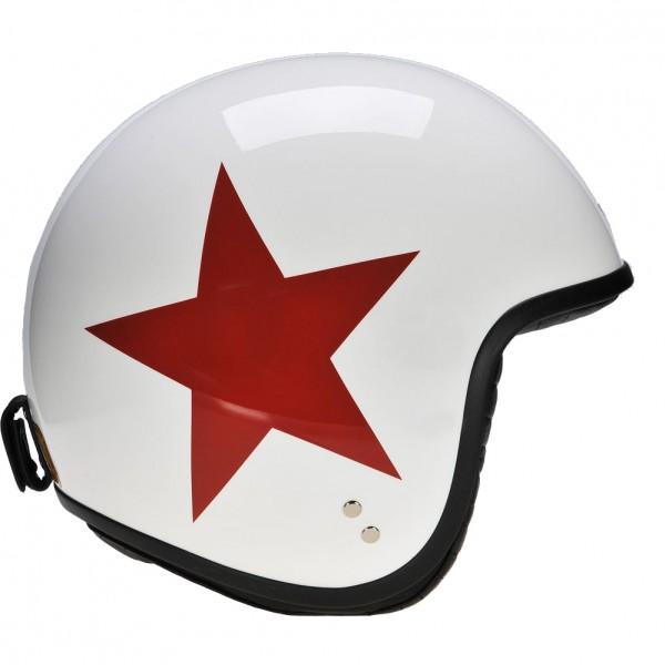 "DAVIDA - ""Jet"" - White Red Star - ECE"