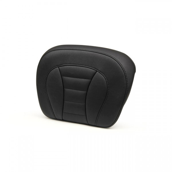 """MUSTANG Seat - """"Mustang, Deluxe chopped Tour-Pak® back pad"""" - 08-20 Touring; 09-20 Tri-Glide. With chopped Tour-Pak"""