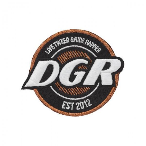 DGR Patch Stamped Letter