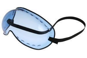 "PAULSON Brille - ""Racing Bubble"" - blau"