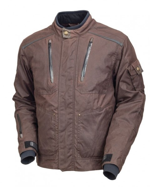 """ROLAND SANDS Jacket - """"Edwards"""" - brown"""