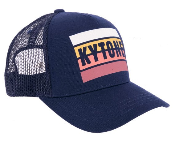 "KYTONE Cap - ""Sunset"" - blau"