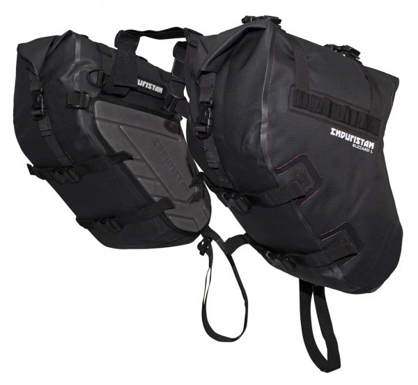 ENDURISTAN Blizzard S saddlebags