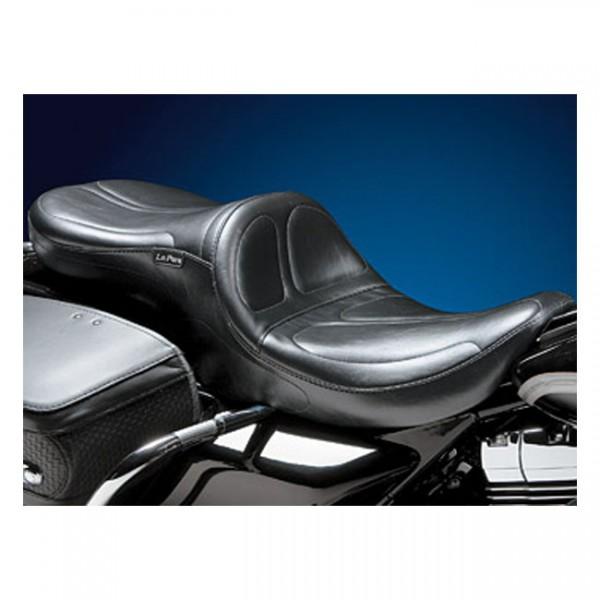 "LEPERA Seat - ""LePera, Maverick 2-up seat. Gel"" - 97-01 FLHR Road King (NU)"