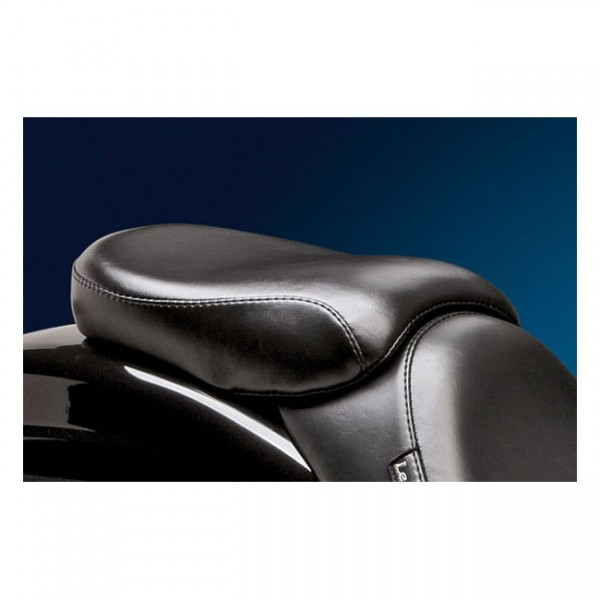 """LEPERA Sitz - """"Passenger seat for Silhouette Deluxe solo"""" - 06-17 Softail with 200mm rear tire (NU)"""