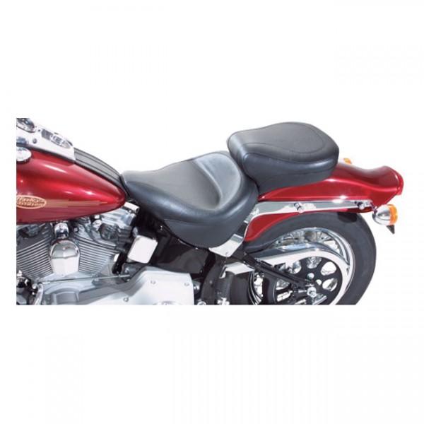 """MUSTANG Sitz - """"Mustang, Wide Touring seat"""" - 84-99 Softail (NU)"""