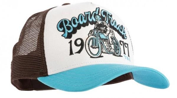ROKKER Hat Board Track Trukker aqua