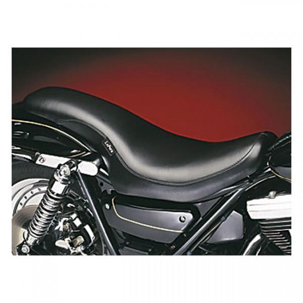 """LEPERA Seat - """"LePera, King Cobra 2-up seat. Smooth"""" - 82-94 FXR (NU)"""