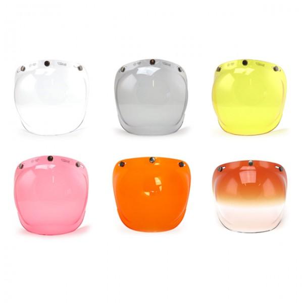 ROEG Bubble Visier in verschiedenen Farben