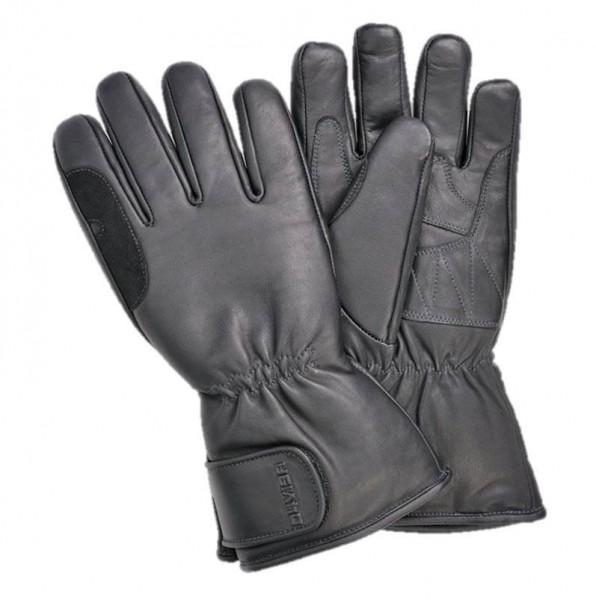 """DAVIDA Gloves - """"Touring"""" - waterproof black"""