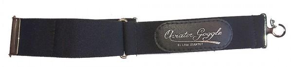 AVIATOR Mod. 444 Brillenband schwarz