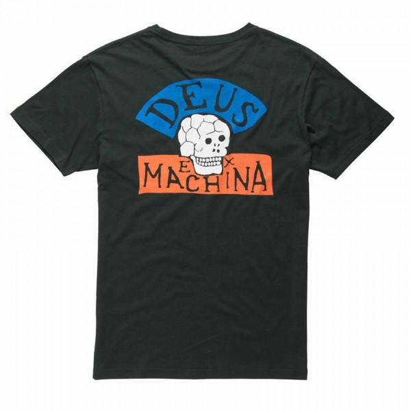 """DEUS EX MACHINA T-Shirt - """"Vamos"""" - black"""