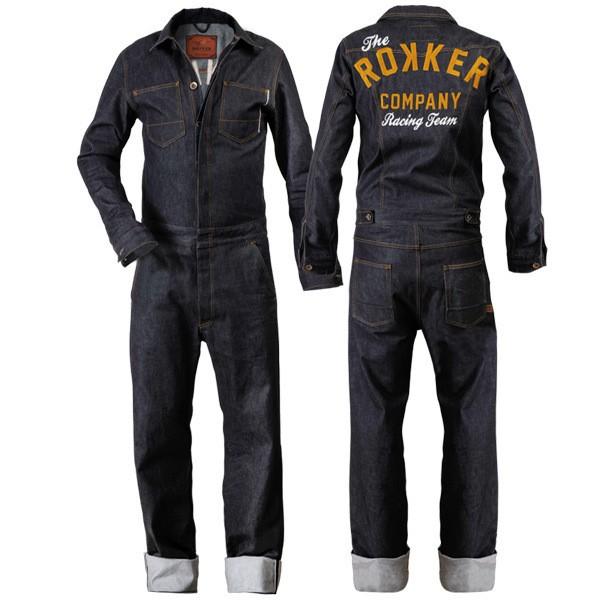 """ROKKER - """"Overall Herren"""" - dunkelblau"""