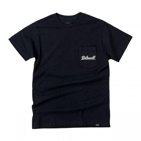 BILTWELL Cobra T-Shirt Schwarz