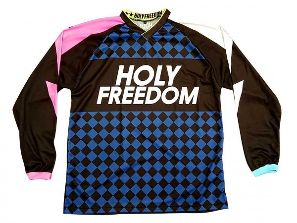 "HOLY FREEDOM Jersey - ""Cinque"""