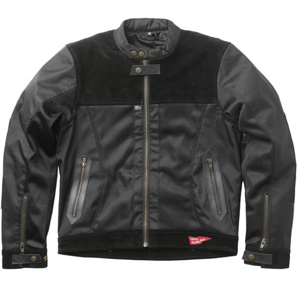 FUEL Jacket Arizona in Black