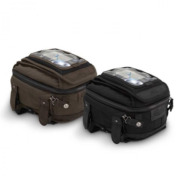 BURLY BRAND Voyager Tankrucksack oder Hecktasche