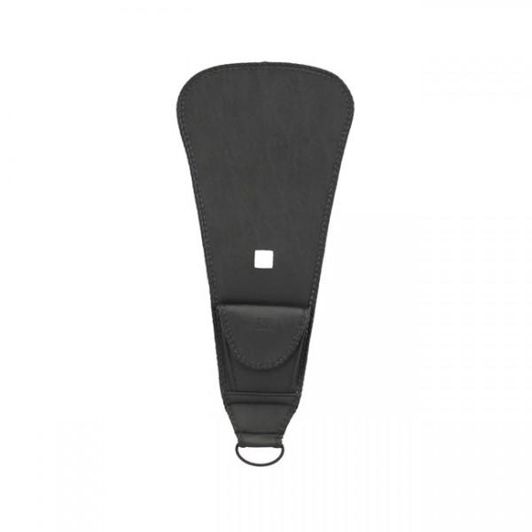 "MUSTANG Seat - ""Mustang pouch tank bib plain black"" - Yamaha 09-17 V-star 950; 09-17 V-Star 950 Tourer"