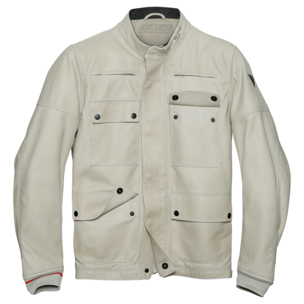 DAINESE jacket Kidal in feather gray