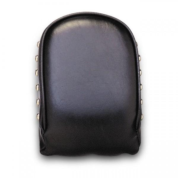 "LEPERA Seat - ""LePera, Sissy bar back pads. Smooth. Studs"" -"
