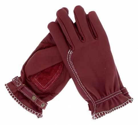 Kytone Handschuhe Gloves Bordeaux