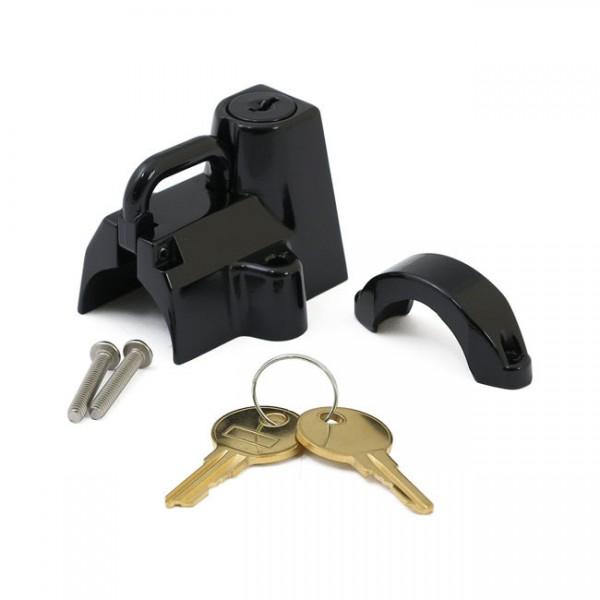 """MCS - """"Helmet Lock Universal"""" - black"""