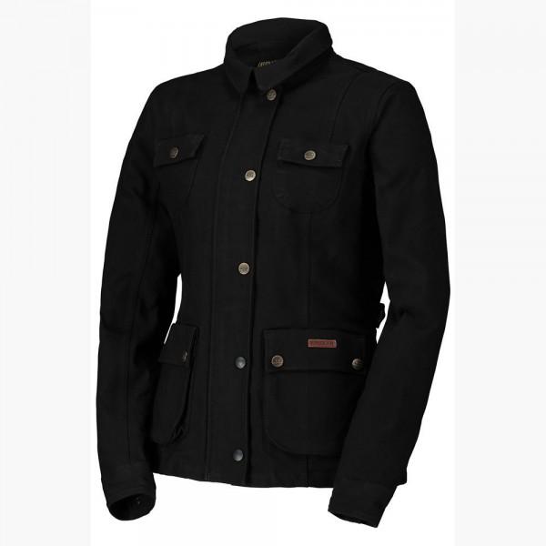 """ROKKER Women's Jacket - """"Black Jakket Lady"""" - black"""