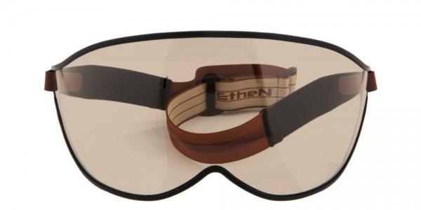 """ETHEN Visierbrille - """"Visor 07"""" - dunkelgrau"""