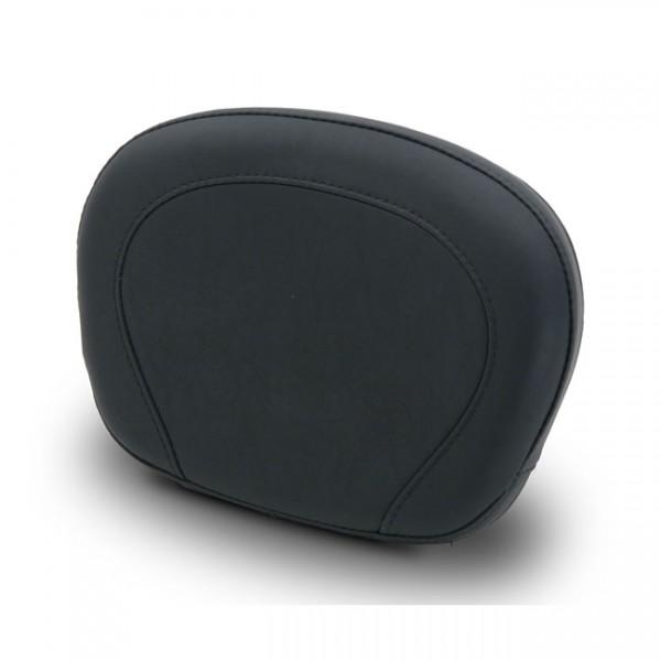 "MUSTANG Sitz - ""Mustang sissy bar pad plain black"" - 02-15 Triumph America, 03-15 Triumph Speedmaste"