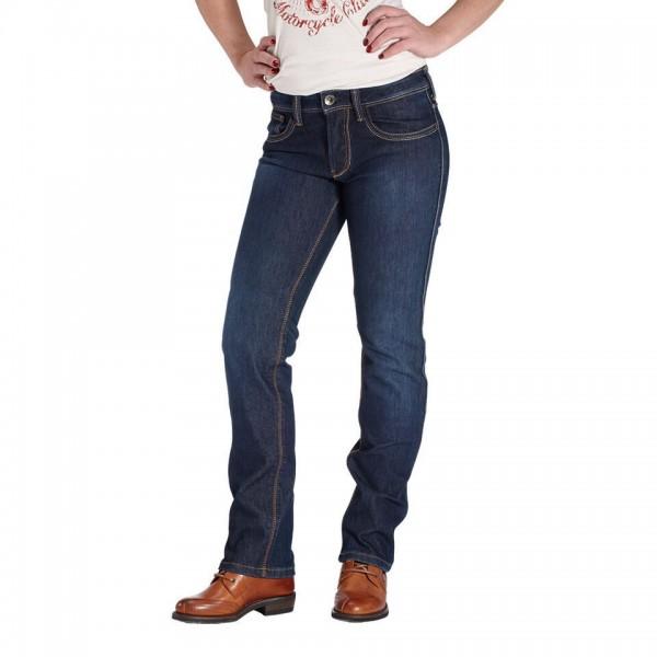 """ROKKER Damen Jeans - """"Revolution Lady Stretch 2"""" - wasserdicht, blau"""