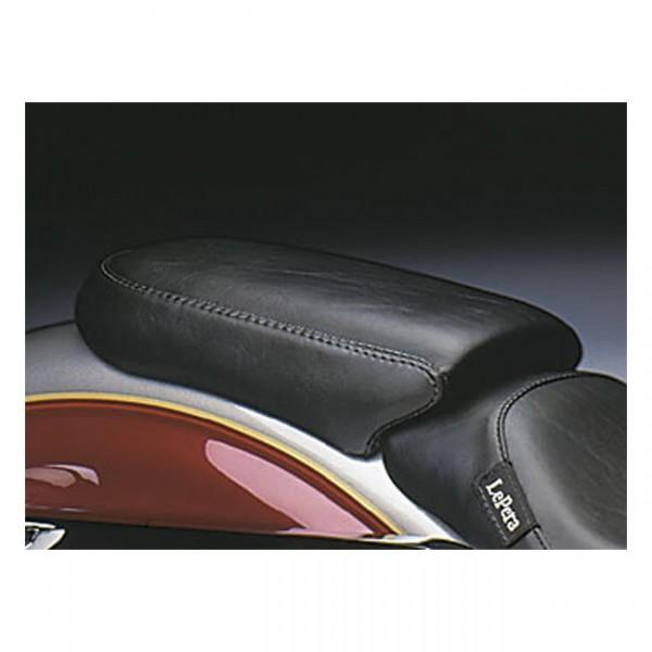 """LEPERA Sitz - """"Bare Bones Passenger seat. Basket Weave"""" - 93-95 Dyna (excl. FXDWG) (NU)"""