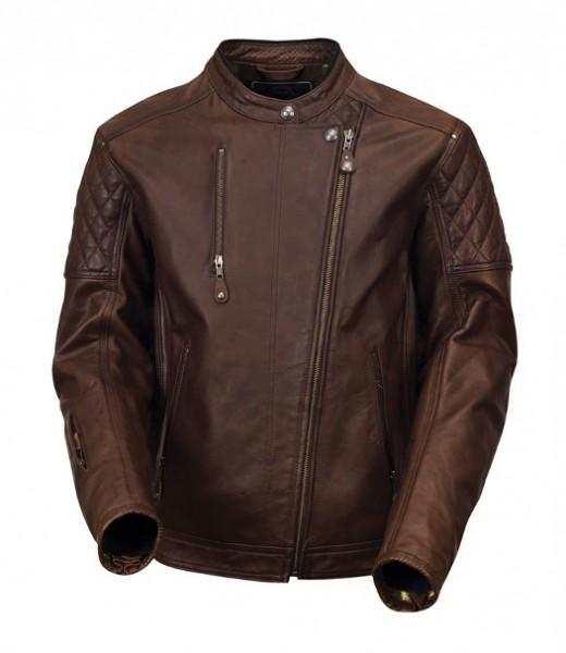 "ROLAND SANDS Jacket - ""Clash"" - tobacco"