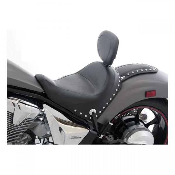 "MUSTANG Sitz - ""Mustang fender bib plain black"" - Honda 1100 Aero"