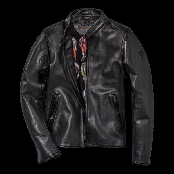 """DAINESE 72 Jacket - """"Nera 72 Peforated"""" - black"""