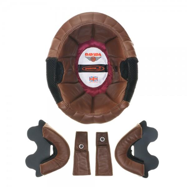 Davida Speedster v3 Leather Liner