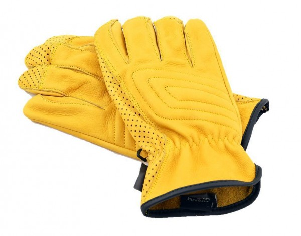 "HS Handschuhe - ""Cruiser"" - gelb"