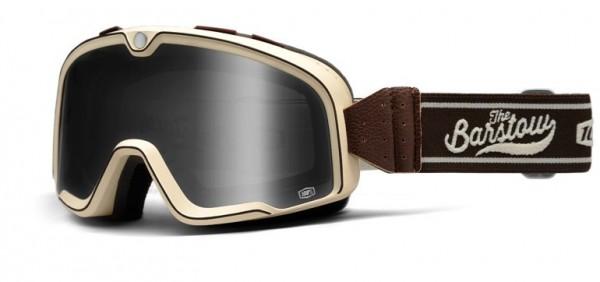 "100% BARSTOW - ""Ascott"" - vintage motocross goggles"