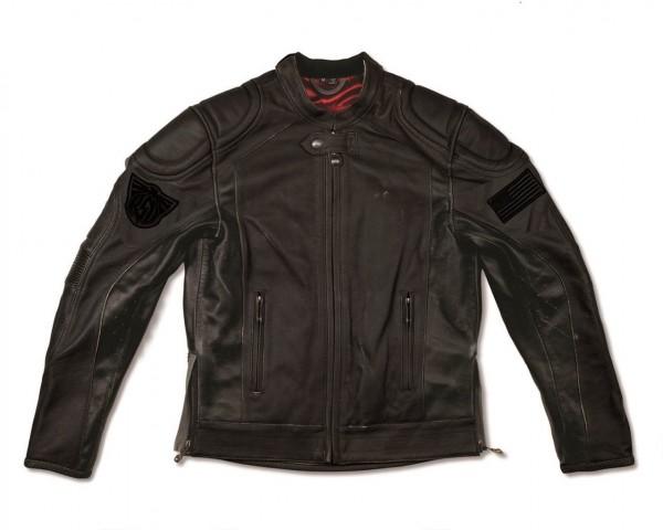 RSD - Mission - schwarz - Motorradjacke