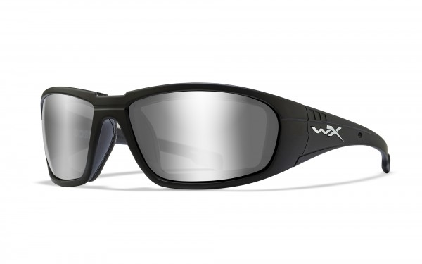 Wiley X Brille Boss grey silver