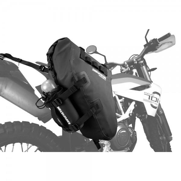 ENDURISTAN Saddle Bags Blizzard XL Waterproof 2x 17L