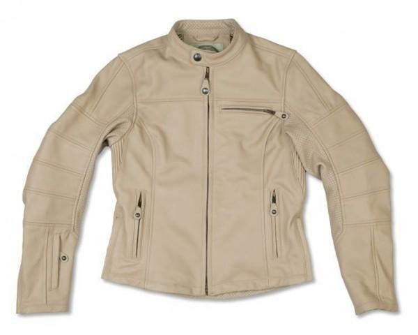 RSD - Maven - creme-beige - Women's Motorcycle Jacket