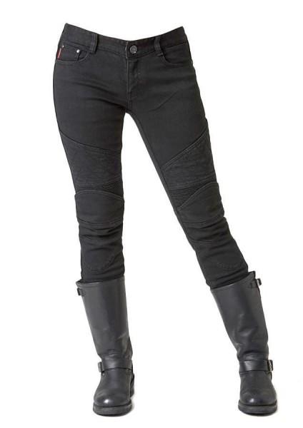 "uglyBROS Women's Jeans - ""Ton Up-G"" - black"