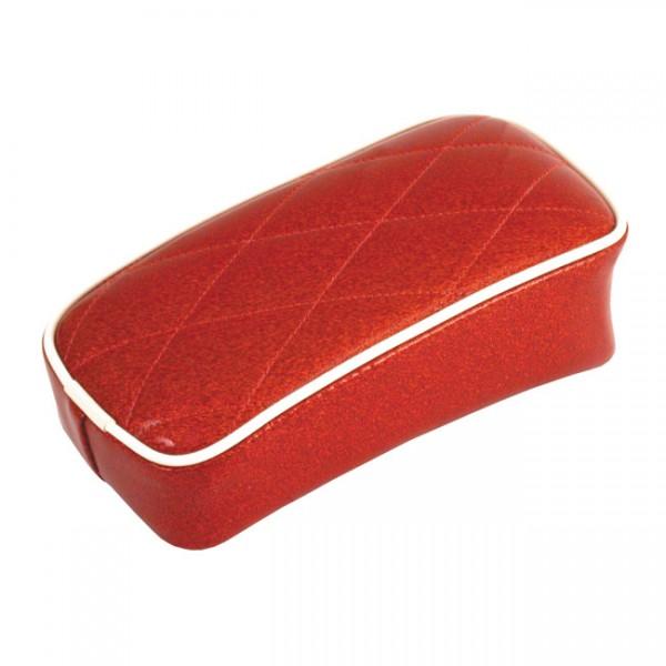 """LEPERA Seat - """"LePera, Metalflake Passenger seat. Candy red"""" - Universal"""