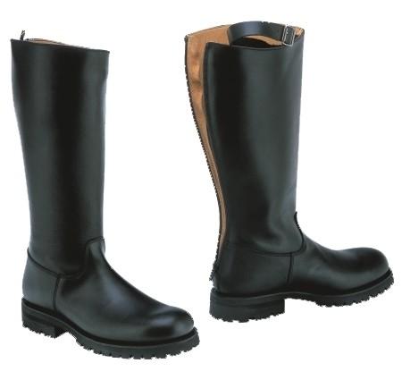 "KOCHMANN Motorcycle Boots - ""Patrol"" - black"