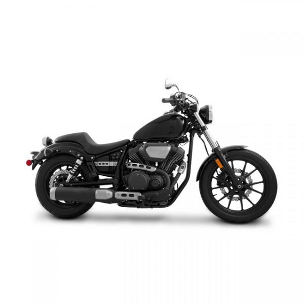 "MUSTANG Sitz - ""Mustang 1-p Tripper Fastback seat plain black"" - 14-20 Yamaha Bolt"