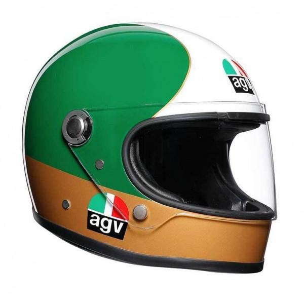 AGV X3000 Limited Edition Ago 1