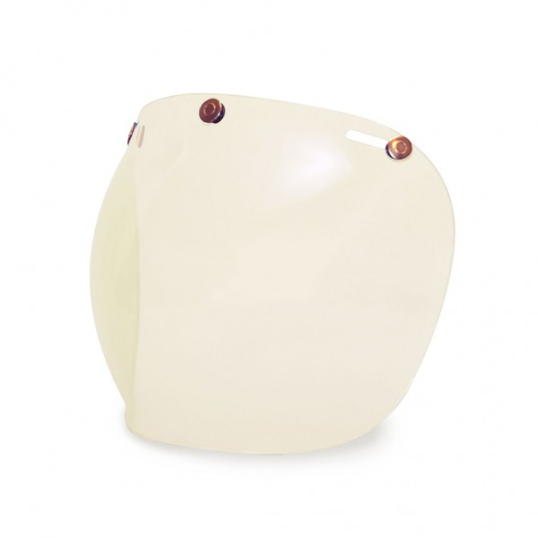Hedon Hedonist Visor Bubble clear, copper