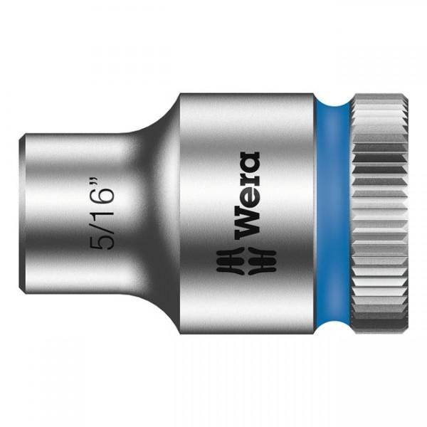 """WERA Werkzeug - """"Wera Zyklop 3/8""""-Nuss - US-Größen 5/16"""""""" - Hex bolts and nuts"""