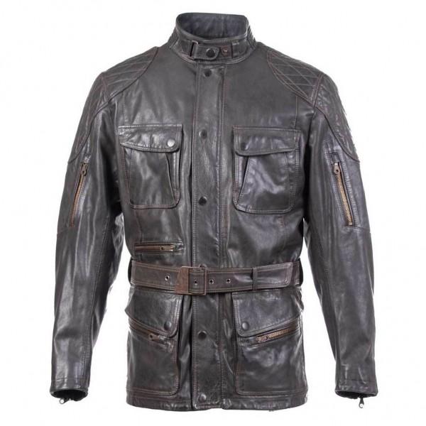 """MATCHLESS PM Jacket - """"Streetfarer Evolution PM"""" - antique black"""
